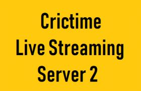 Crictime Server 2 Www Crictime Com Free Cricket Live Streaming Watch Online Live Strea Cricket Streaming Live Cricket Streaming Watch Live Cricket Streaming