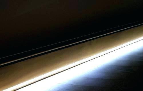 Baseboard Lighting Flush Mount Led