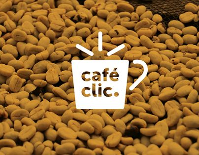 """Check out new work on my @Behance portfolio: """"caféclic."""" http://be.net/gallery/33239077/cafclic"""