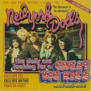 New York Dolls: Great Big Kiss (1973)