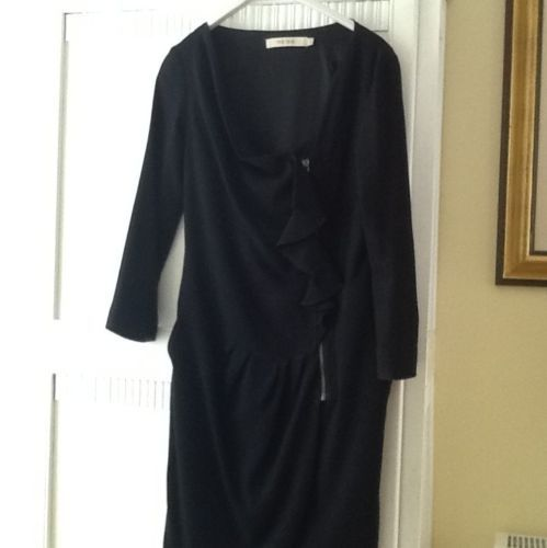 Black dress size 8 ebay number