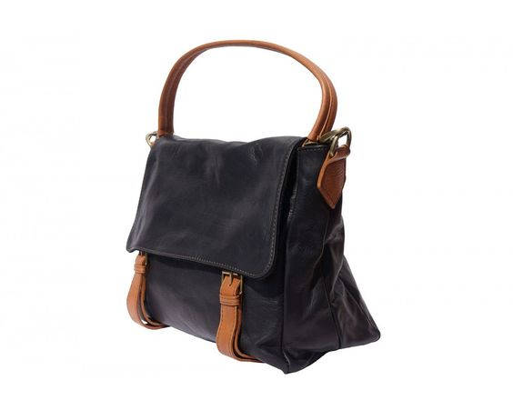 LaGaksta Worldly Italian Soft Leather Freestyle Bag