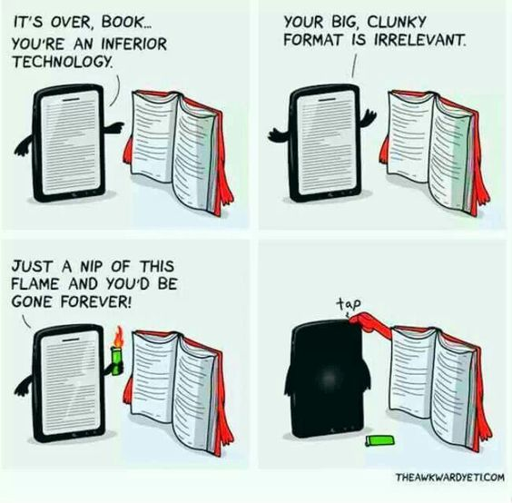 Haha gotta love the book!