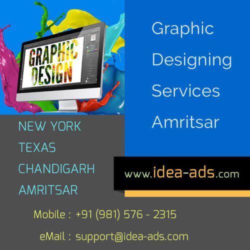 Best Freelance Graphic Designer Amritsar Http Www Idea Ads Com Full Color Offset P Freelance Graphic Design Graphic Design Company Graphic Design Services
