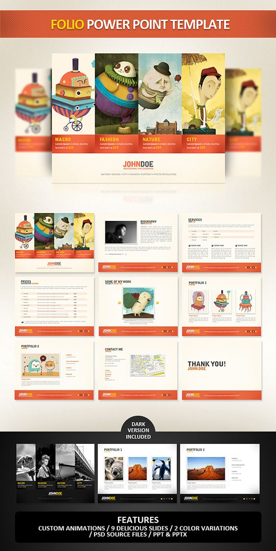 Folio powerpoint template by eamejia on deviantart presentation folio powerpoint template by eamejia on deviantart toneelgroepblik Image collections