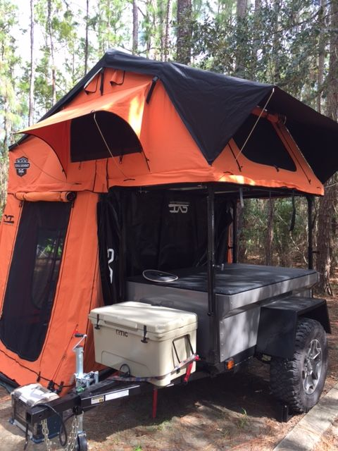 Jeep Trailer Blog Jeep Trailers By Dinoot Camping Trailer Jeep Trailer Tent Camping
