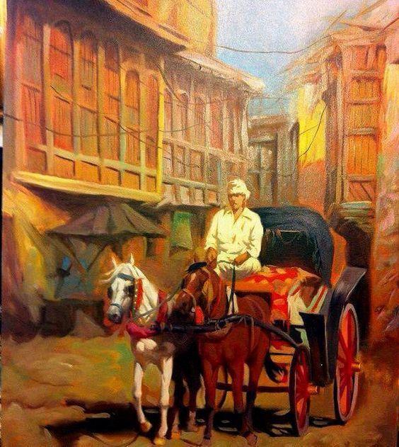 رسامين عرب ولوحاتهم الفنان التشكيلي العراقي خالد المدلل Animal Art Arabic Art Art Painting
