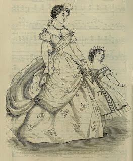 Vintage Ephemera: fashion and fashion plates