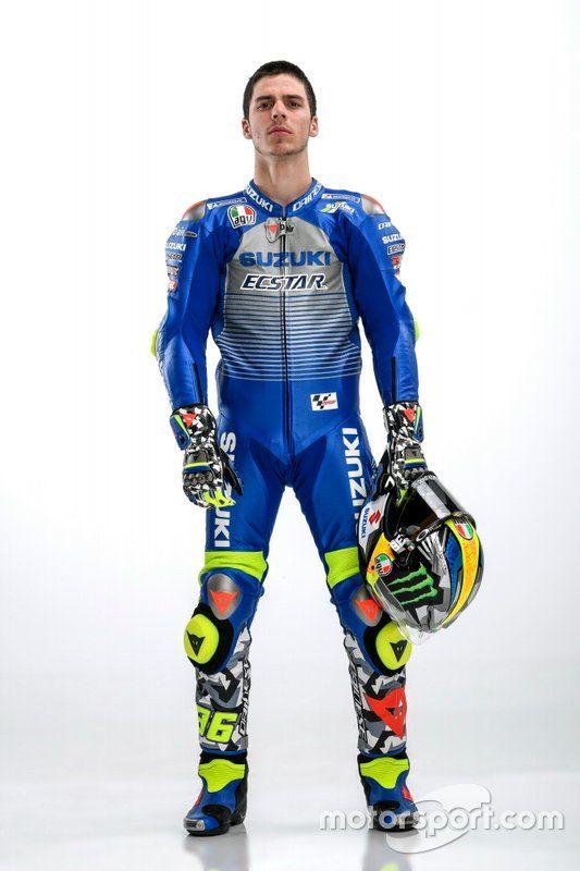 Joan Mir Team Suzuki Motogp Nel 2020