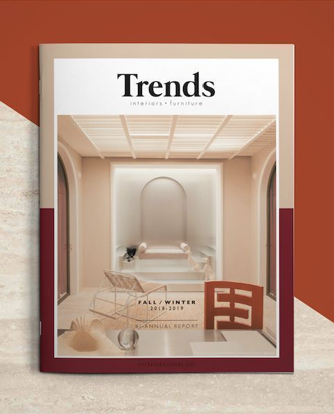 Free Ebook To Download Fall Winter 2018 2019 Interiors