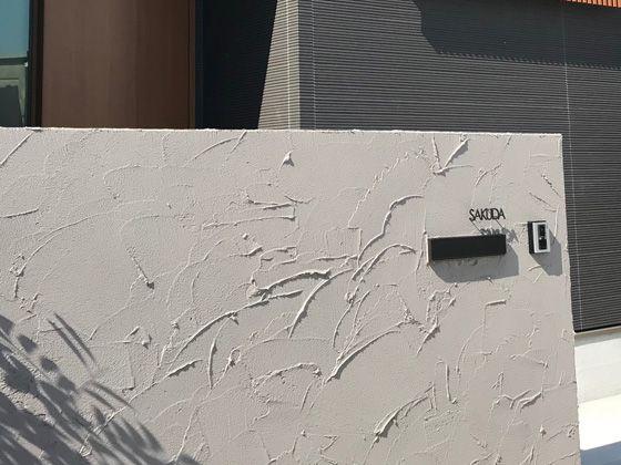 Ykk Ap エクステリアポストg3型 埋込式 1ブロックサイズ カームブラック 2020 画像あり 郵便ポスト 玄関 表札 エクステリア