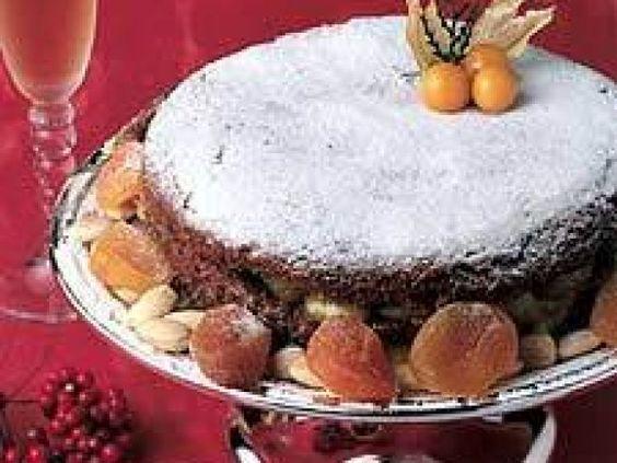 Receita Sobremesa : Receita de bolo de natal dos açores de Cookbooknet