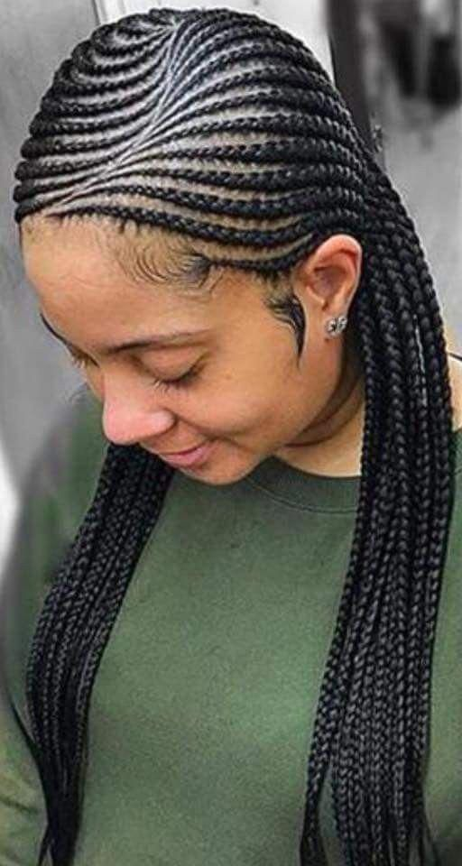 2020 Cornrow Hairstyles Perfectly Beautiful Styles For Your New