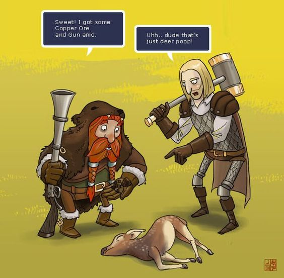 For any of you who've played World of Warcraft, you should get a real kick out of this!