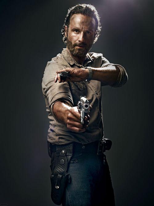 Rick Grimes Wallpaper Season 4