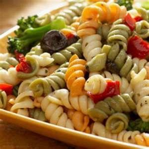 Pasta Salad : )