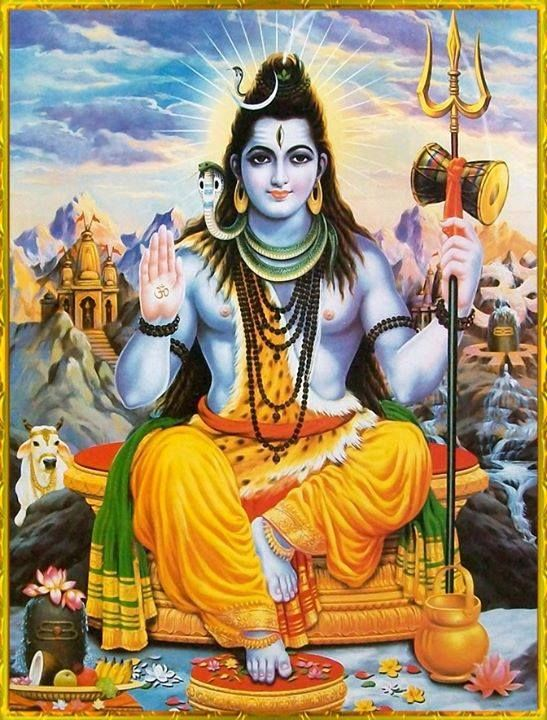 Wishing you all a blessed Maha Shivratree! May Lord Shiva bless us all with peace, prosperity and happiness! May the spirit of togetherness prevail on this auspicious day! Glory to Lord Shiva! Jai Shiv Shankar!: