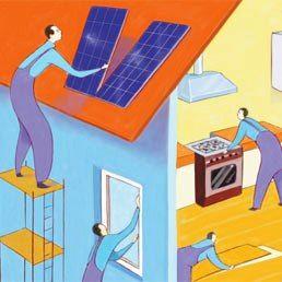 Per gli ecobonus non è necessario indicare il numero civico in fattura: http://www.lavorofisco.it/?p=15723