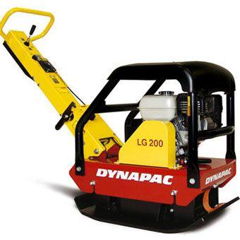 Dynapac LG500 Hatz Diesel 33x35in Forward & Reversible Soil Plate Compactor