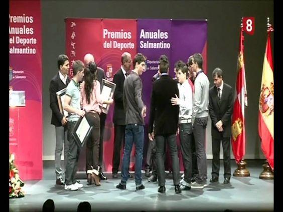 49 premios Anuales del Deporte Salmantino