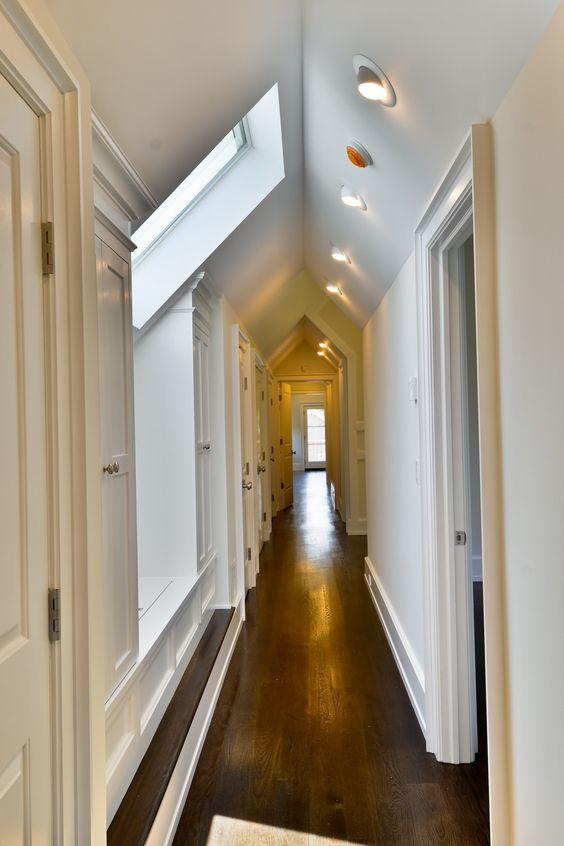 Real Estate Photography - 213 Hildreth Ln, Bridgehampton, NY, 11932 - Hallway