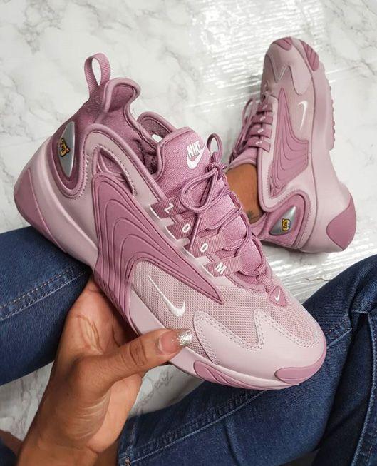 chaussure nike zoom 2k femme rose