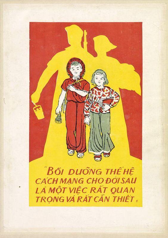 Une éducation révolutionnaire est essentielle pour le futur, 1973