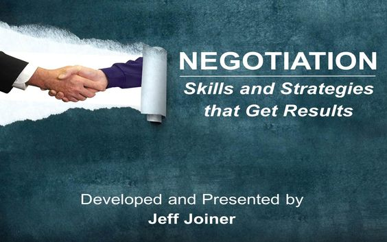 Negotiation:  Skills and Stratigies that Get Results