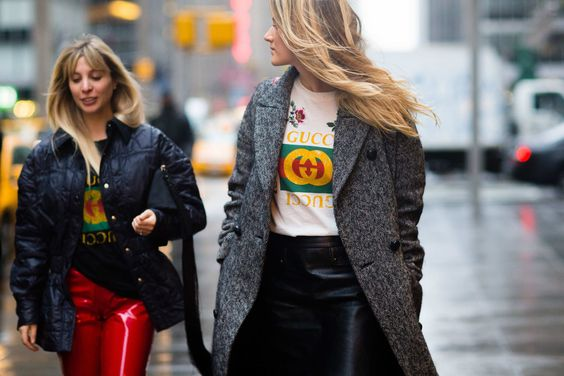 NYFW Street Style... COORDINATING is the new COMPETING... The future is friendly  {sheisme}