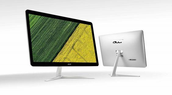 Acer'den Yeni Bilgisayarlar: Aspire U27 ve Z24