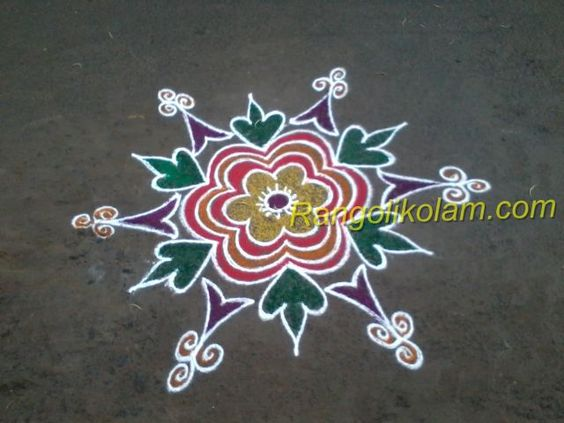 Used Book Free Hand Rangoli - Part 6 - Buy Second Hand Books Online