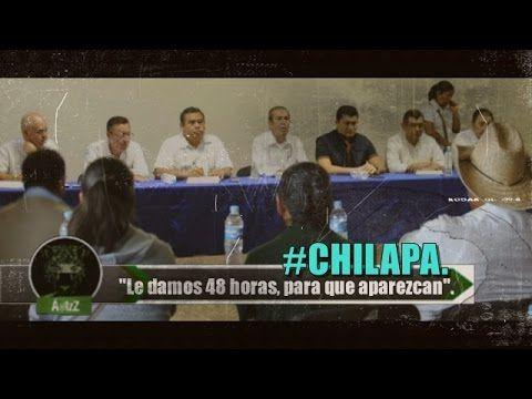 Chilapa, Guerrero: muertes violentas, desaparecidos, terror. Aun así, habrá elecciones. | Ellos y Nosotros.
