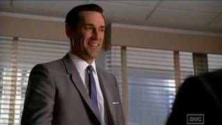 Don Draper Sales Pitch. Pure awesome.