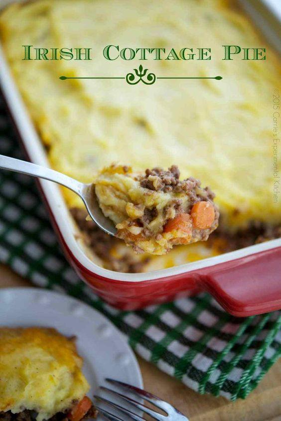 Irish Cottage Pie