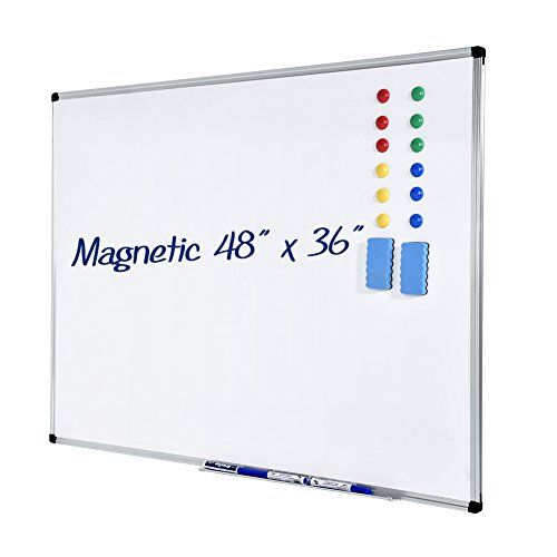 White Board With Smooth Melamine Writing Surface With Its Sleek Finish And High Gloss Surface Ymiko White Boar Dry Erase Board Magnetic White Board Dry Erase