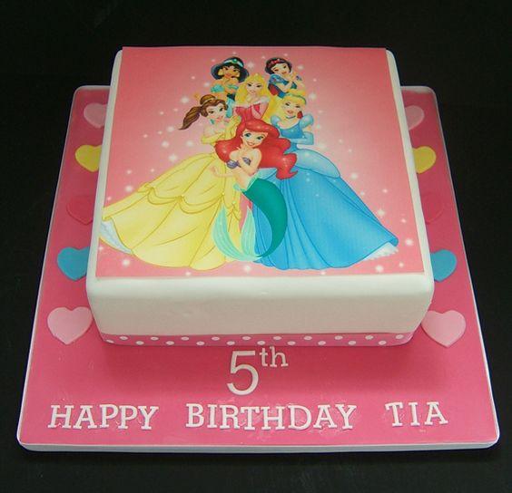 Princess And The Frog Birthday Cake At Walmart