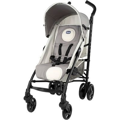 Chicco Poussette canne lite way grey