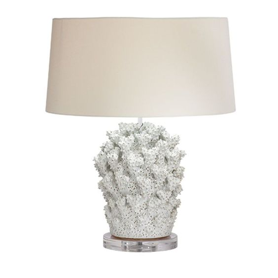 Staghorn Coral Table Lamp