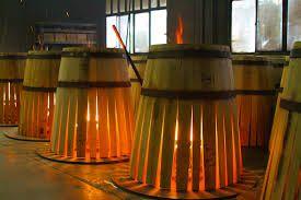 Resultado de imagem para como fazer um barril de madeira