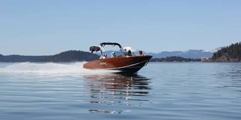 Stancraft - Mastercraft X30 perhaps the most beautiful boat ever made