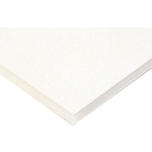Nielsen Bainbridge Clay Coated Foam Core Board 48 X 96 X 1 2 White Foam Core Foam Clay