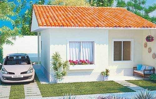 Conheça 12 Modelos de Fachadas de Casas simples e inspire-se para escolher o modelo que melhor combina com sua personalidade e estilo.