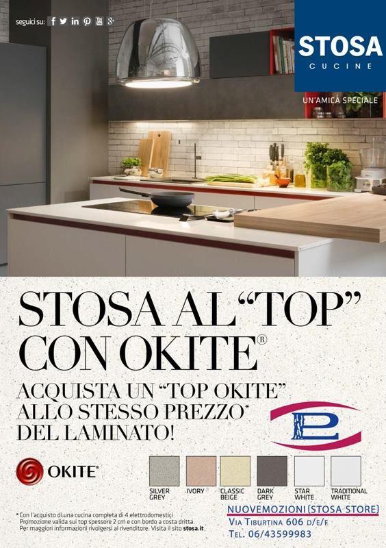 Piani Cucina Okite Prezzi. Fabulous Top With Piano Cucina In Quarzo ...