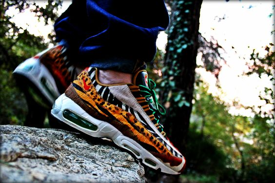 Nike Air Max 95 Safari Pack