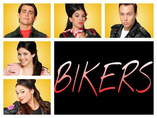 bikers im so a biker teen beach movie pinterest
