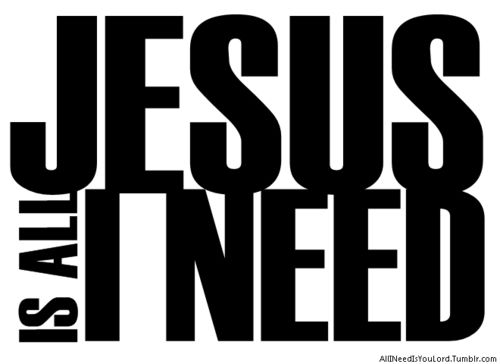 Jesus It Does Not Matter What All The World Says What All
