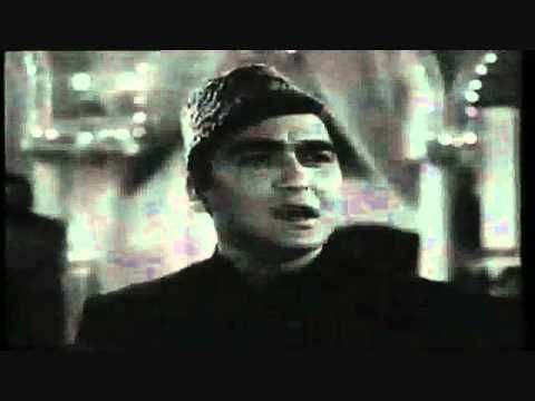 Rang aur noor ki baaat..mohammed rafi-sahir ludhianvi- gazal with a tribute to madan mohan by lata .