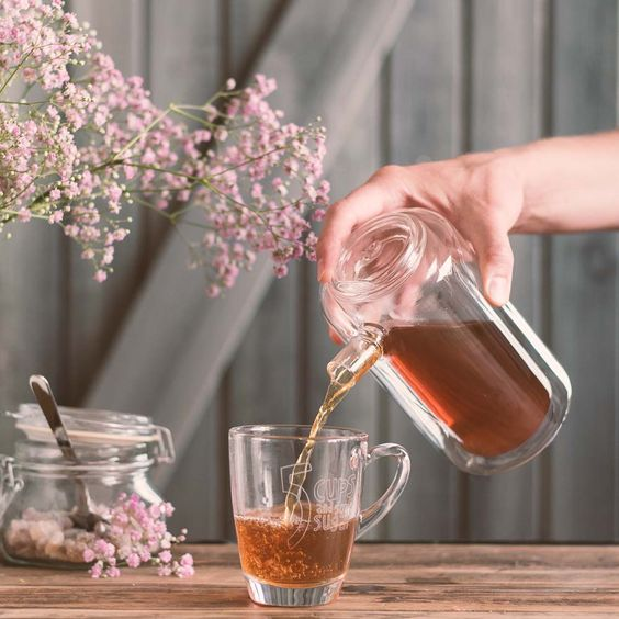 Teekanne von 5cups and some sugar