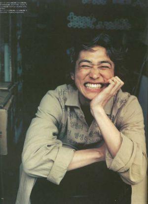 窪塚洋介の笑顔