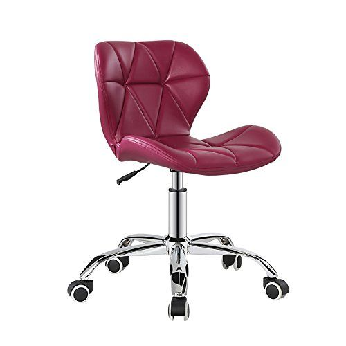 Htdzdx Computer Chair Home Swivel Chair Staff Seat Student